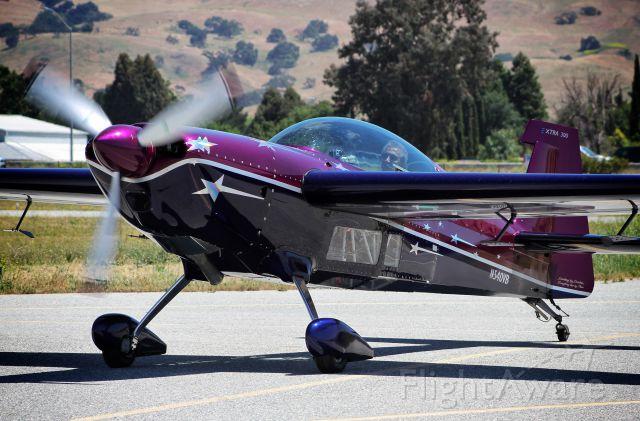 EXTRA EA-300 (N540VB)