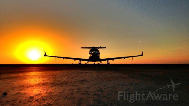 Pilatus PC-12 — - Pilates PC XII @ HenriksenJetCenter