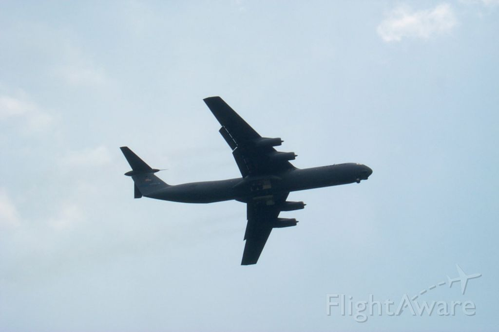 Lockheed C-141 Starlifter — - Taken during the 2001 Wings of Eagles airshow.