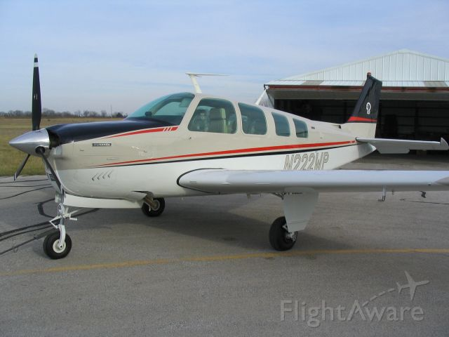 Beechcraft Bonanza (36) (N222WP)