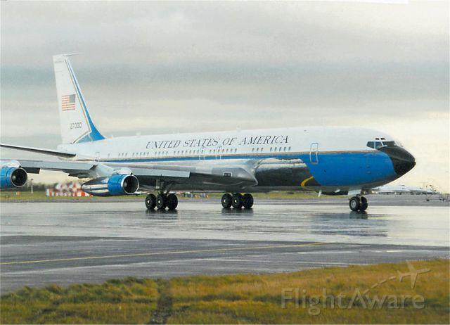 Boeing 707-100 (62-7000)
