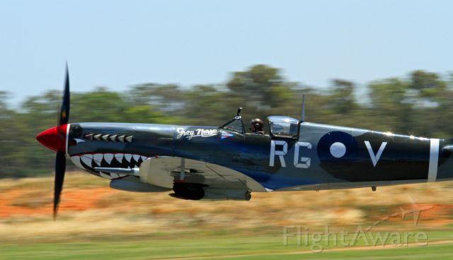 SUPERMARINE Spitfire — - Temora air show 2015 Australia NSW