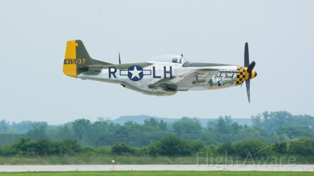 North American P-51 Mustang (NL251PW)