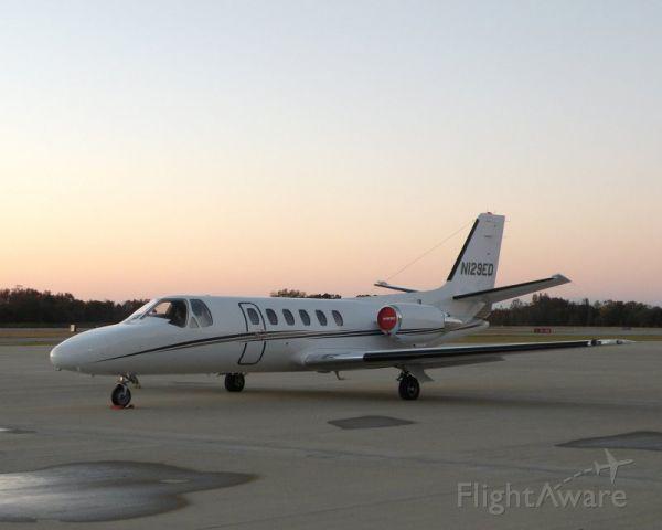 Cessna Citation II (N129ED)