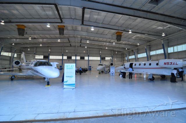 Cessna Citation X (FIV705) - KPHL