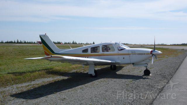 Piper Cherokee Arrow (C-FZYW)
