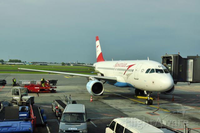 """Airbus A319 (OE-LDC) - Austrian Airbus A319-112 OE-LDC """"Kiev"""" in Copenhagen"""