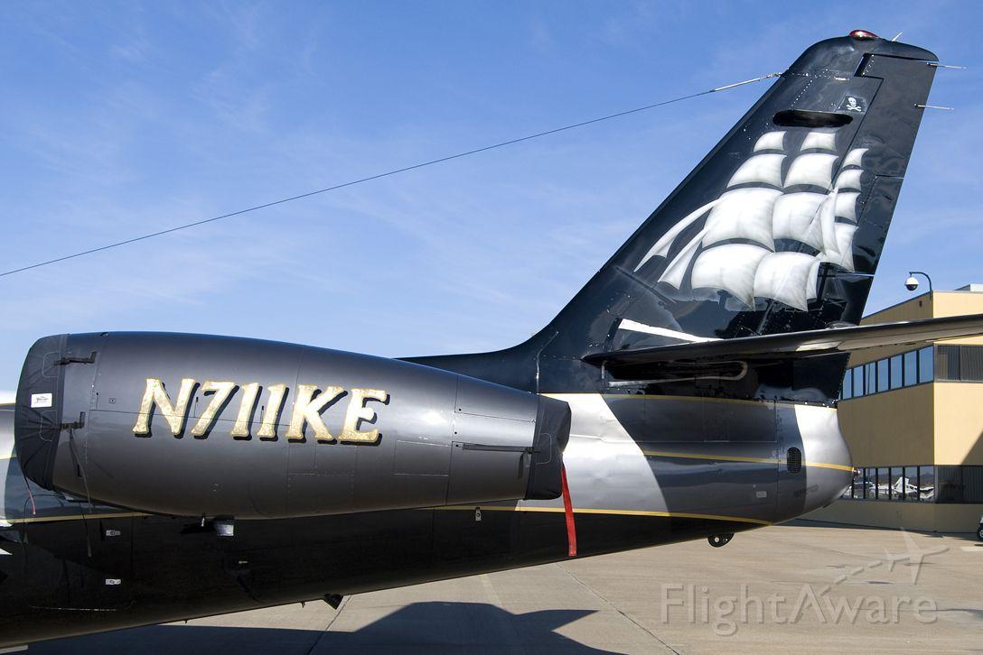 IAI 1124 Westwind (N711KE)