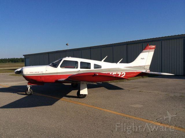 Piper Cherokee Arrow (N44572) - Hanger