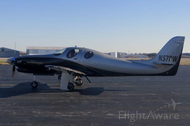 Lancair Evolution (N57DW) - Douglas Walker's Lancair Evolution 11/29/13
