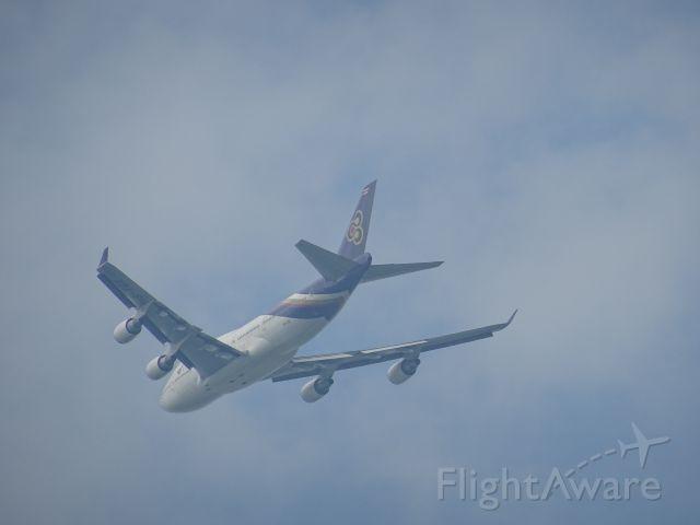 Boeing 747-400 (HS-TGX)
