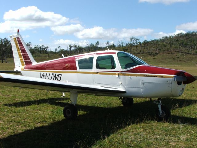 Piper Cherokee (VH-UWB)