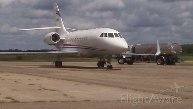 Dassault Falcon 2000 (N1HS) - F2TH N1HS