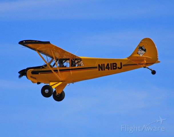 N141BJ — - N141BJ - AVIAT AIRCRAFT INC A-1C-180 (3024)  Las Vegas - McCarran International (LAS / KLAS) USA - Nevada October 27, 2010 Photo: TDelCoro