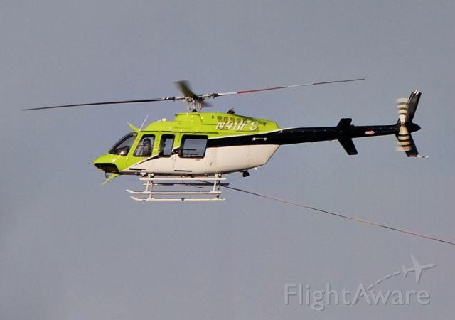 Bell 407 (N911FS) - Lone Pine, California, June 13, 2019