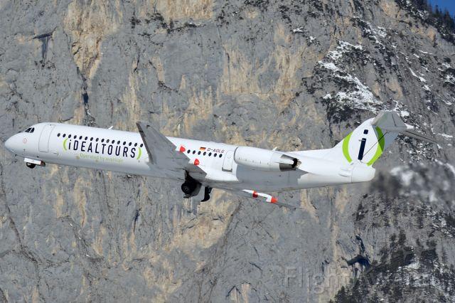 Fokker 100 (D-AOLG)