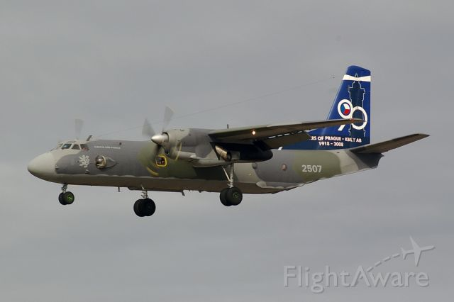 Antonov An-26 (N2507)