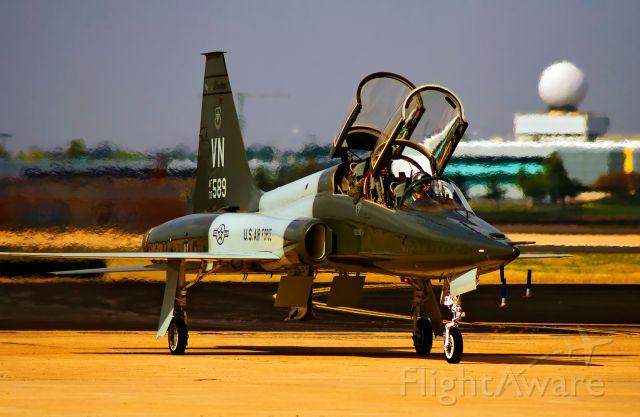 Northrop T-38 Talon —