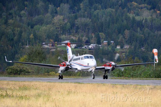 Beechcraft Super King Air 350 (C-FKTE)