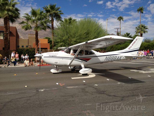 Cessna Skylane (N888AK) - AOPA Parade of Planes - Palm Springs