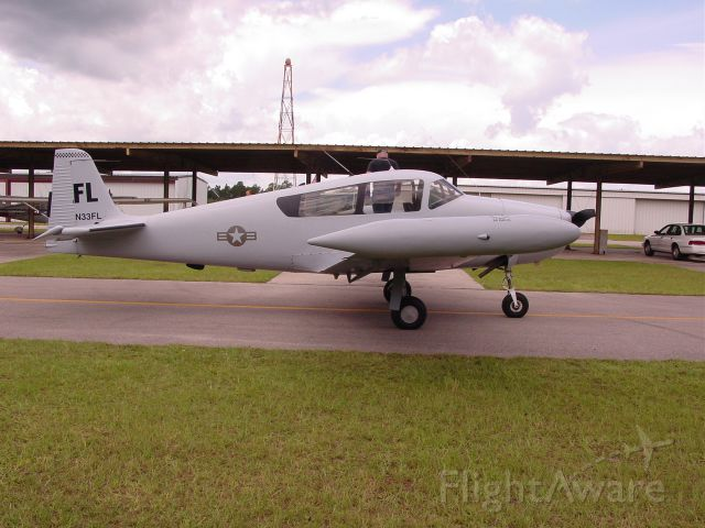 Embraer Phenom 300 (N33FL) - The late Doc Brennans Rangemaster