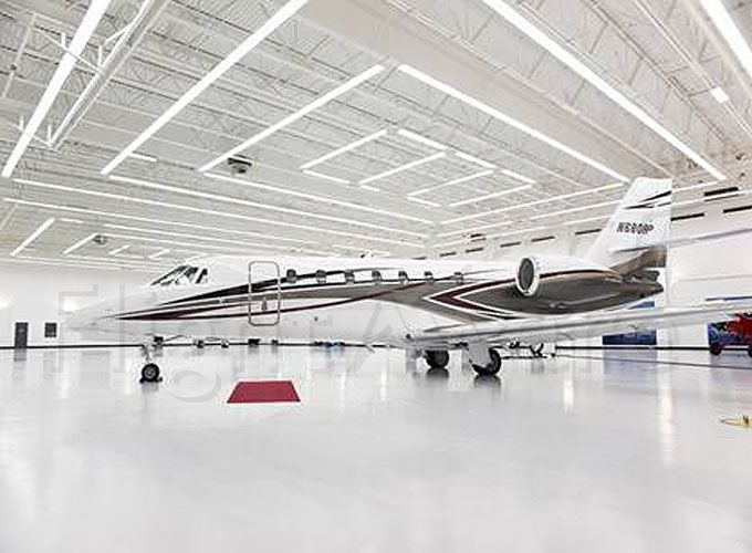 Cessna Citation Sovereign (N680RP)