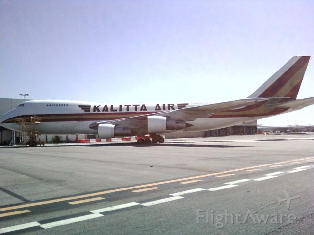 — — - 747 cargo