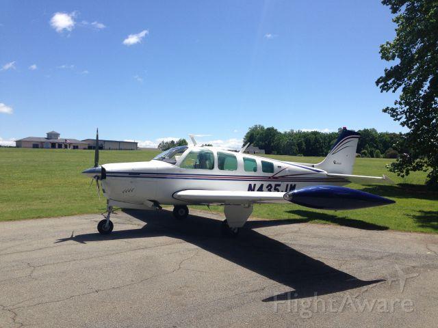 Beechcraft Bonanza (36) (N435JM)