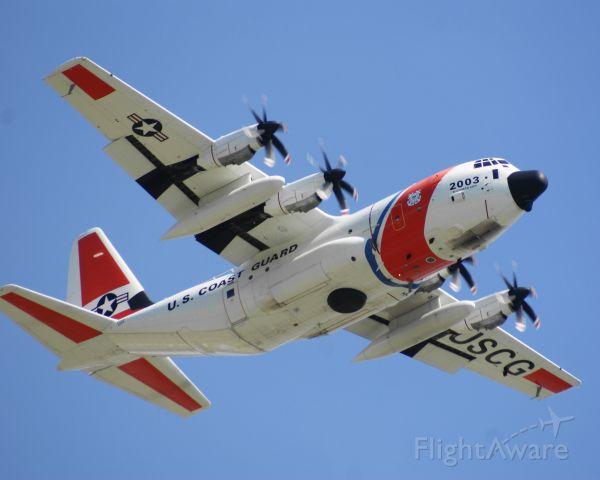 Lockheed C-130 Hercules (N2003)