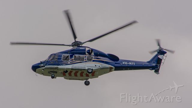 AIRBUS HELICOPTERS-HARBIN EC-175 (VH-NYI) - Babcock Offshore Services Australasia. Photo credit - Sid Mitchell