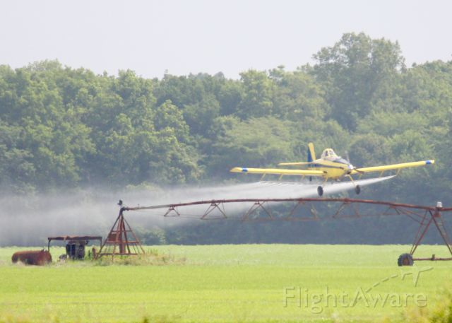 AIR TRACTOR AT-503 (N128WW) - Looks like fun flying. 2011 Air Tractor Inc AT-502B
