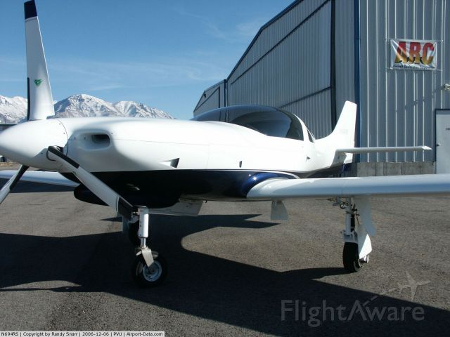 PAI Lancair 320 (N694RS)