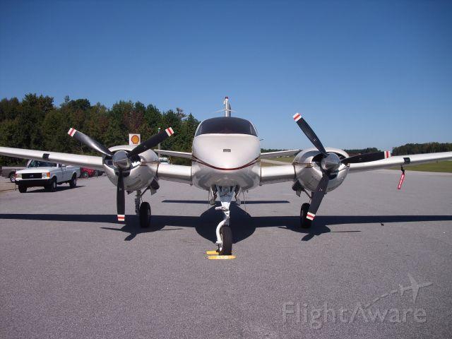 Beechcraft Twin Bonanza (N220DS) - Twin Bonanza at CCO
