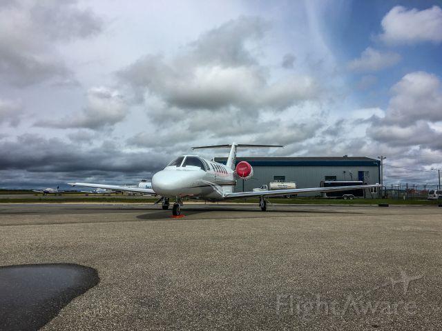 Cessna Citation CJ2+ (C-GASR)