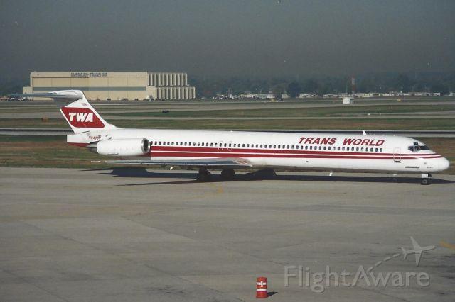 McDonnell Douglas MD-80 (N9405T)