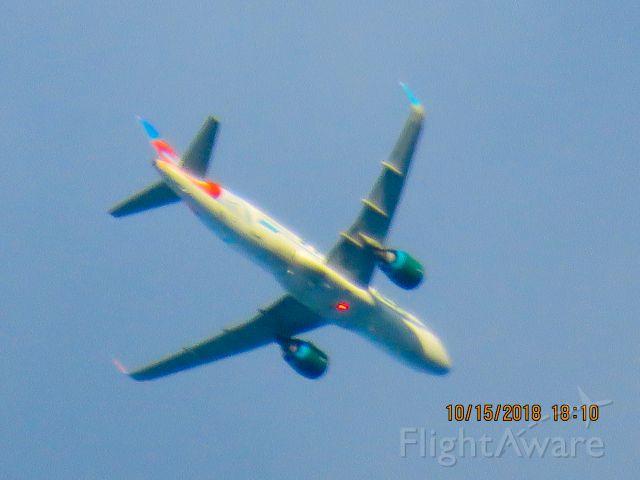 Airbus A320neo (N308FR)