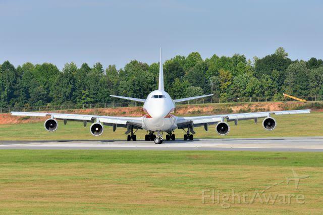 Boeing 747-200 (N715CK)