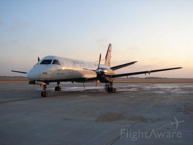 Saab 340 (N446XJ)