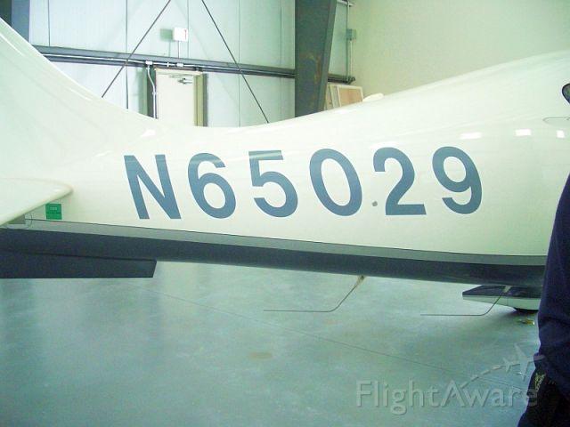 Cessna 400 (N65029) - August 2007