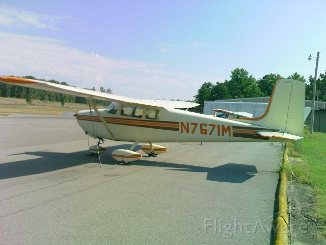 Cessna 175 Skylark (N7671M)