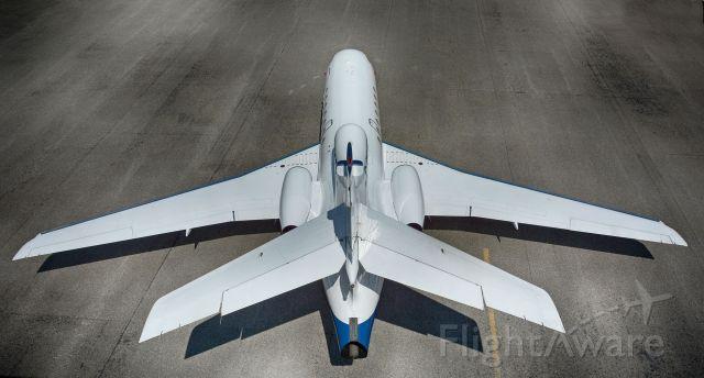 Dassault Falcon 50 (C-FFTR)