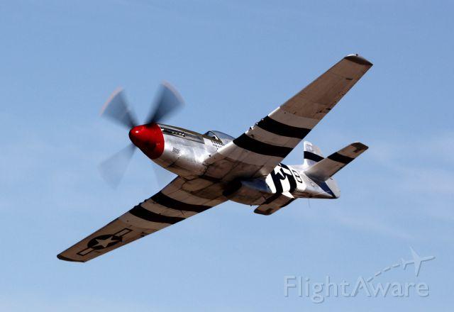 North American P-51 Mustang (N5441V) - Valle, Arizona