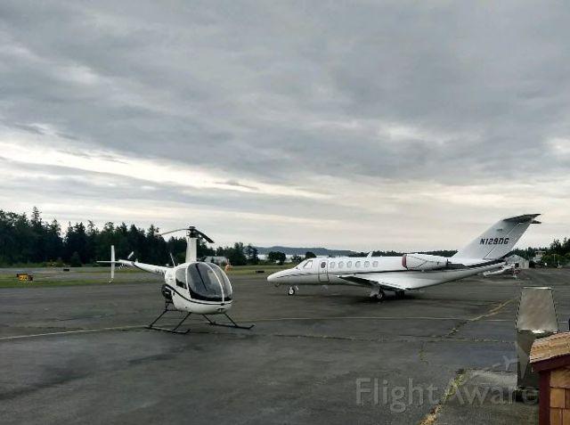 Cessna Citation CJ3 (N129DG)