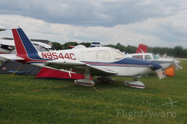 Piper PA-20 Pacer (N9544C)