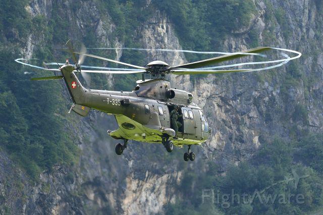 TUSAS Cougar (T335) - Eurocopter AS532 Cougar - Swiss Airforce