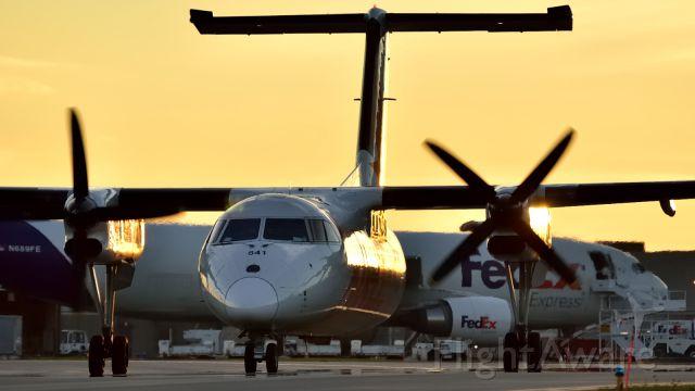 de Havilland Dash 8-100 (C-GONR)