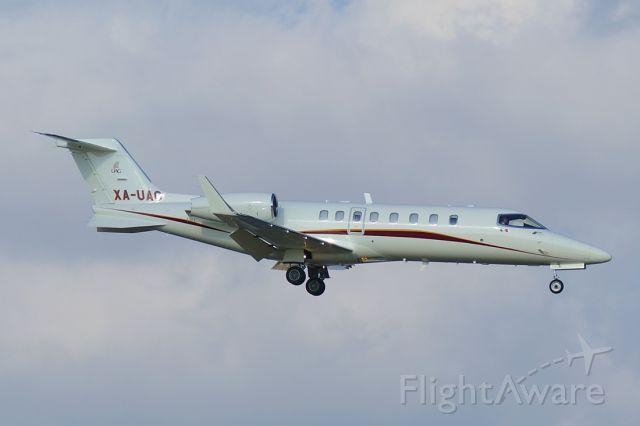Learjet 45 (XA-UAG)