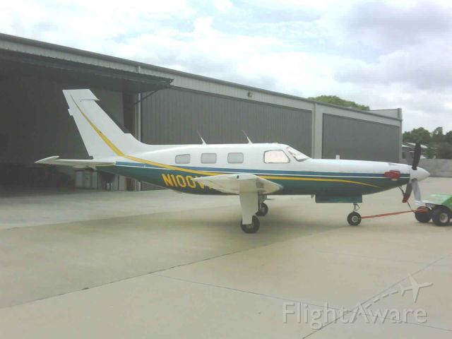 Piper Malibu Mirage (N100VK)