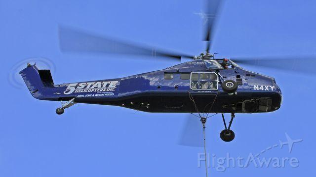 Sikorsky S-58T (N4XY)