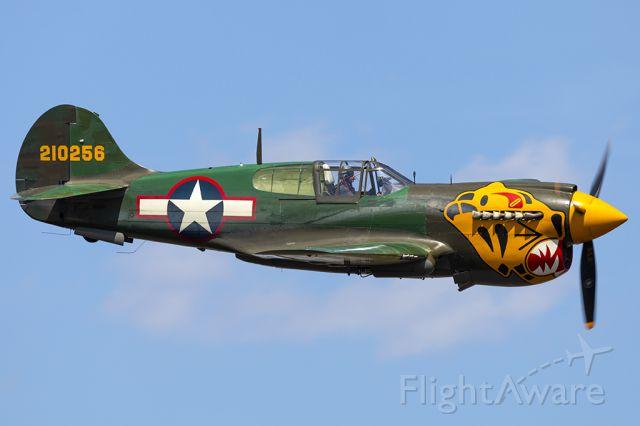 CURTISS Warhawk (N401WH)